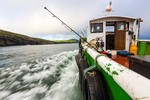 Irish fishing boat |